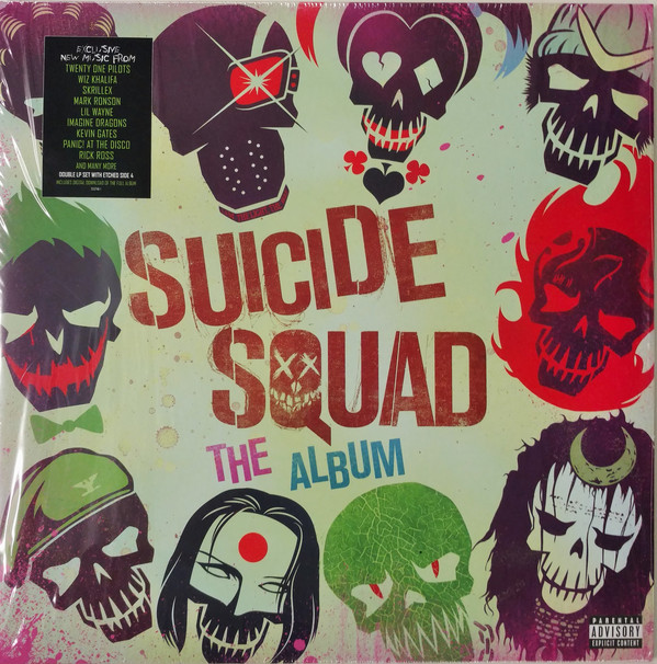 Various Suicide Squad (The Album) Vinyl