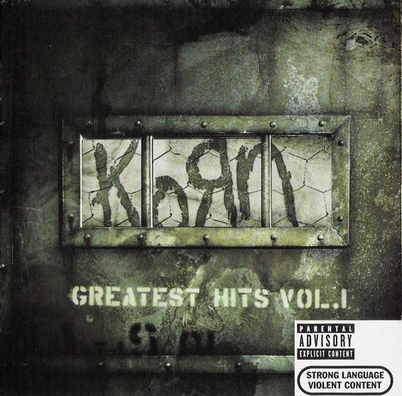 Korn Greatest Hits Vol.1