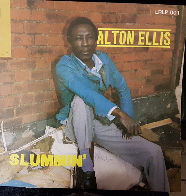 Alton Ellis Slummin' Vinyl