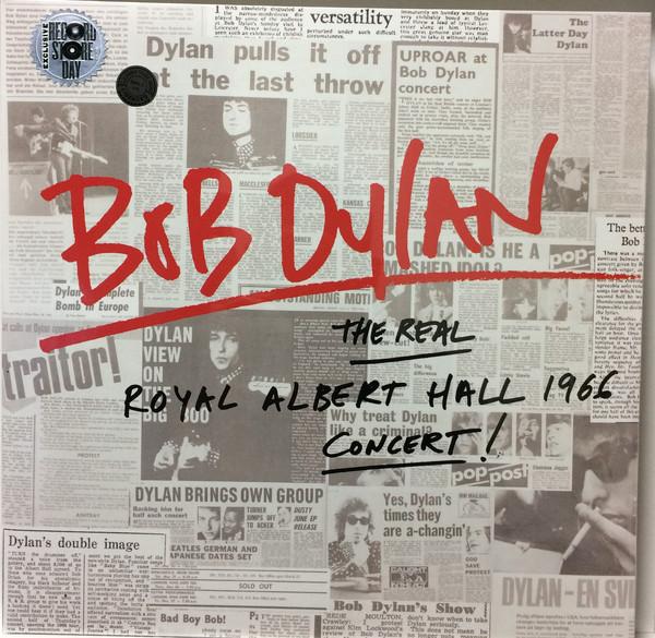 Dylan, Bob The Real Royal Albert Hall 1966 Concert!