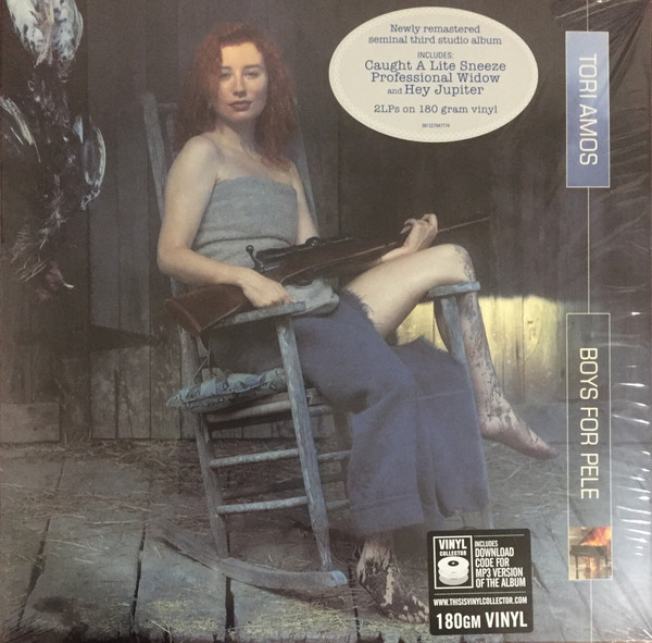 Amos, Tori Boys For Pele Vinyl