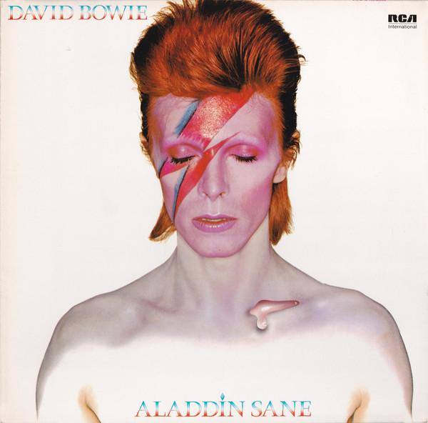 David Bowie Aladdin Sane  Vinyl