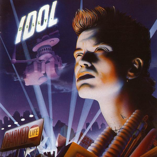 Idol, Billy Charmed Life Vinyl