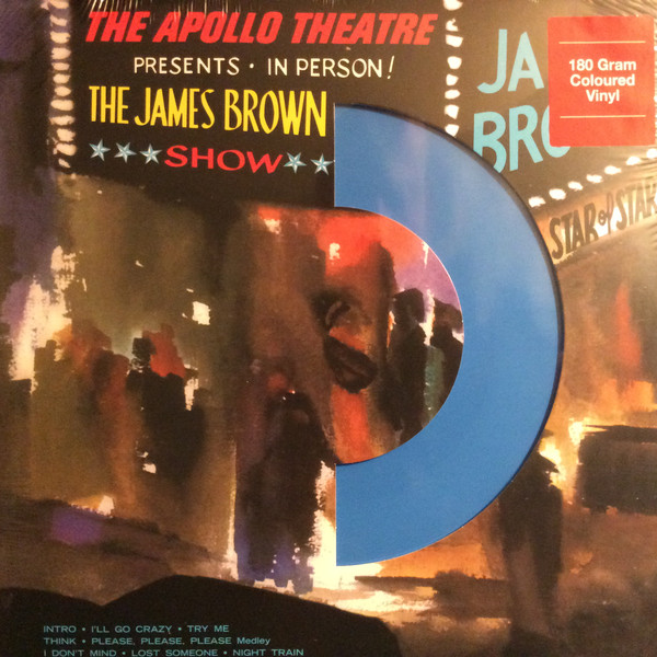 Brown, James Live At The Apollo