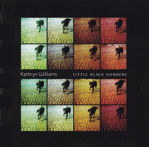Williams Kathryn Little Black Numbers Vinyl