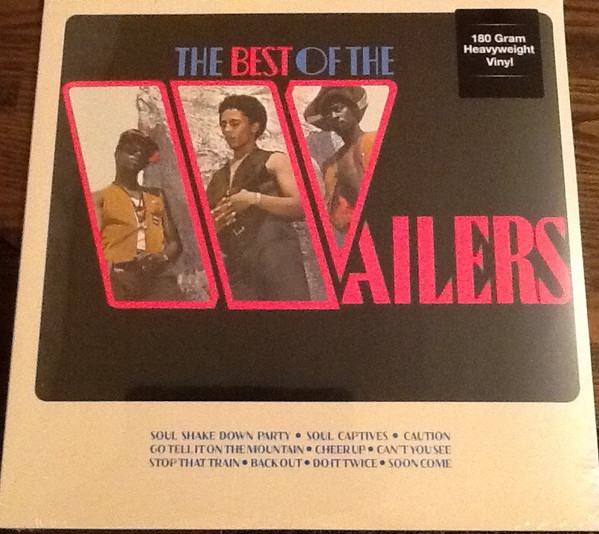 The Wailers The Best Of The Wailers Vinyl