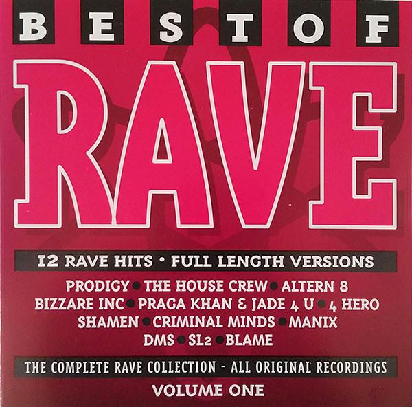 Various Best Of Rave Volume 1 CD