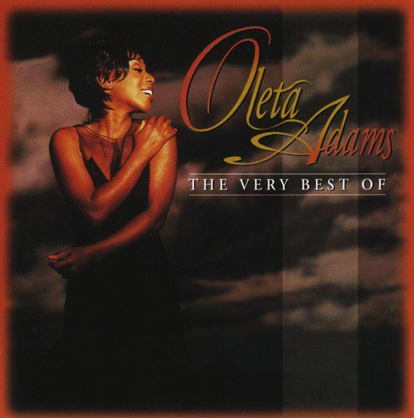 Adams, Oleta The Very Best Of Vinyl