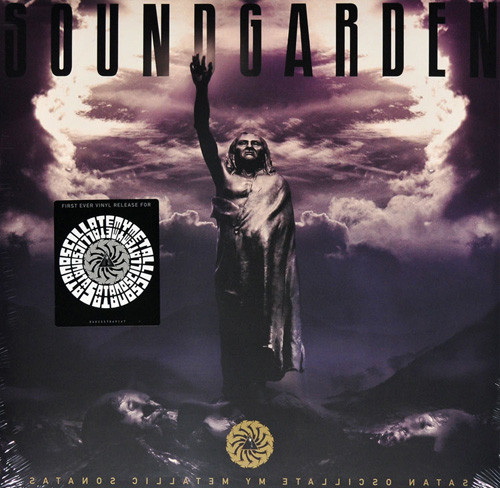 Soundgarden Satanoscillatemymetallicsonatas  Vinyl