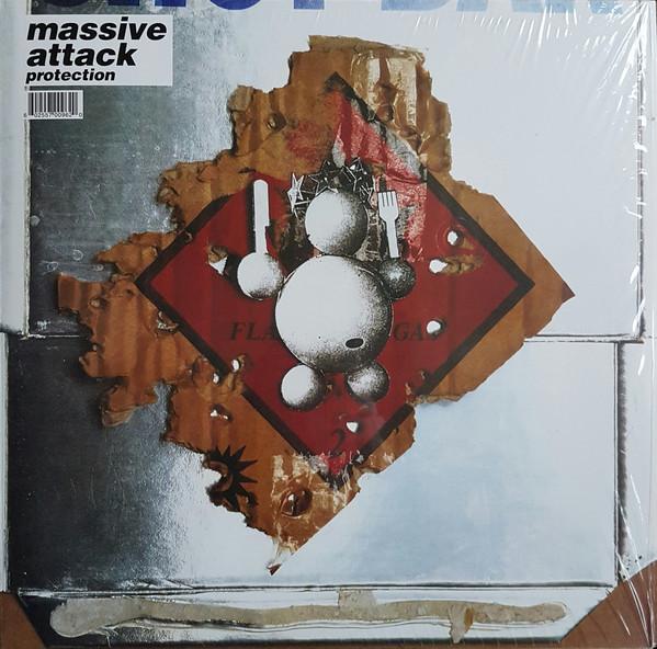 Massive Attack Protection Vinyl