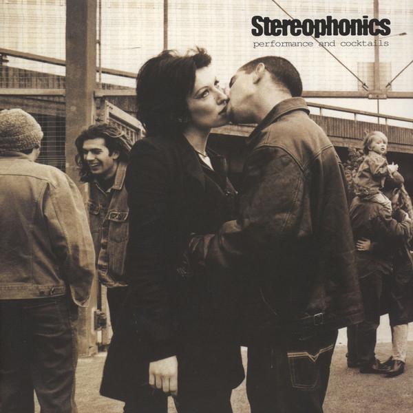 Stereophonics Performance & Cocktails Vinyl
