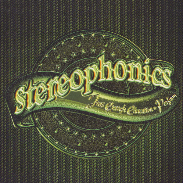 Stereophonics Just Enough Education To Perform Vinyl