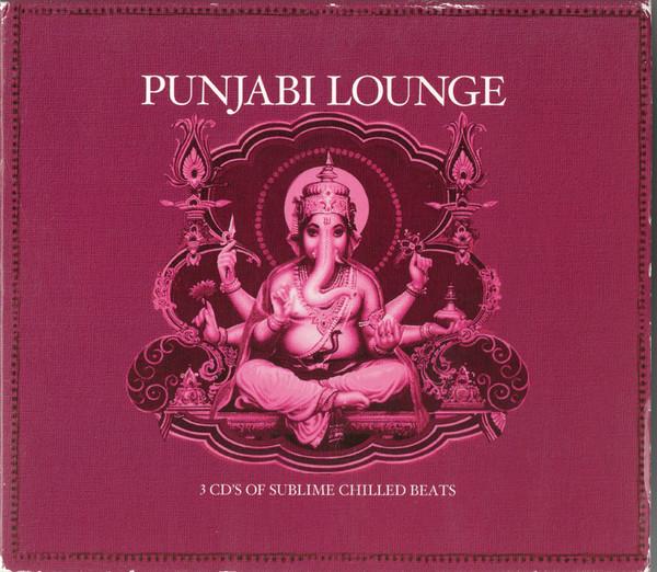 Various Artists Punjabi Lounge