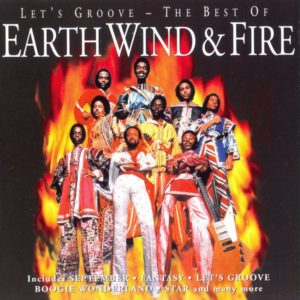 Earth, Wind & Fire Let's Groove - The Best Of