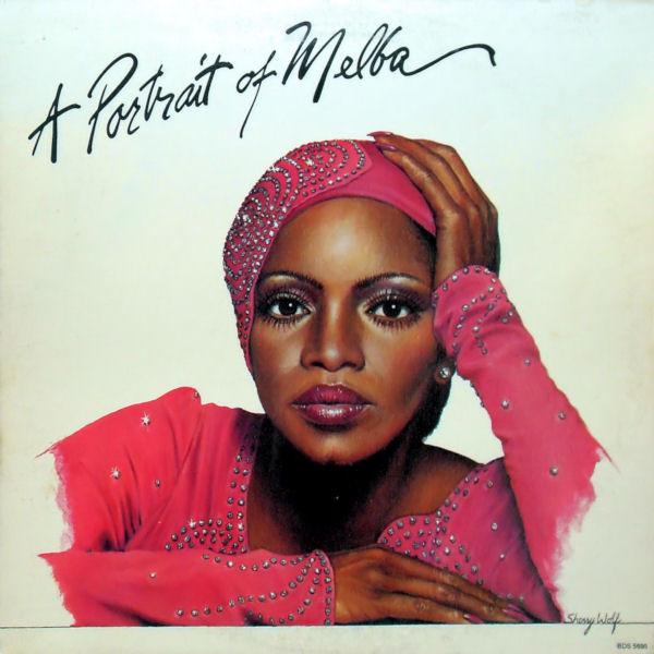 Moore, Melba A Portrait Of Melba