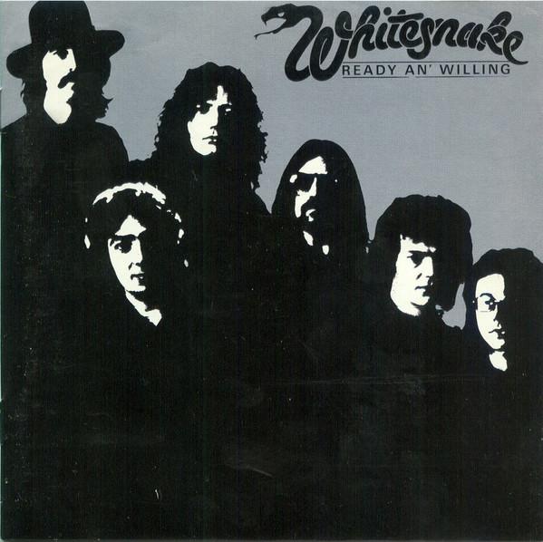 Whitesnake Ready An' Willing Vinyl
