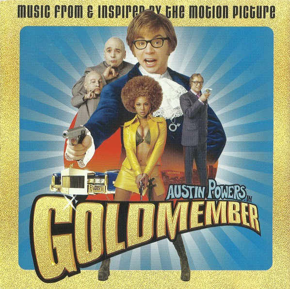 Various Austin Powers In Goldmember (Music From & Inspired By The Motion Picture)