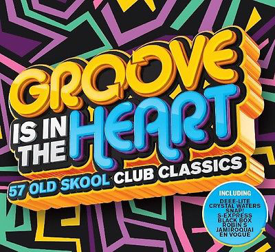 Various Groove Is In The Heart (57 Old Skool Club Classics)