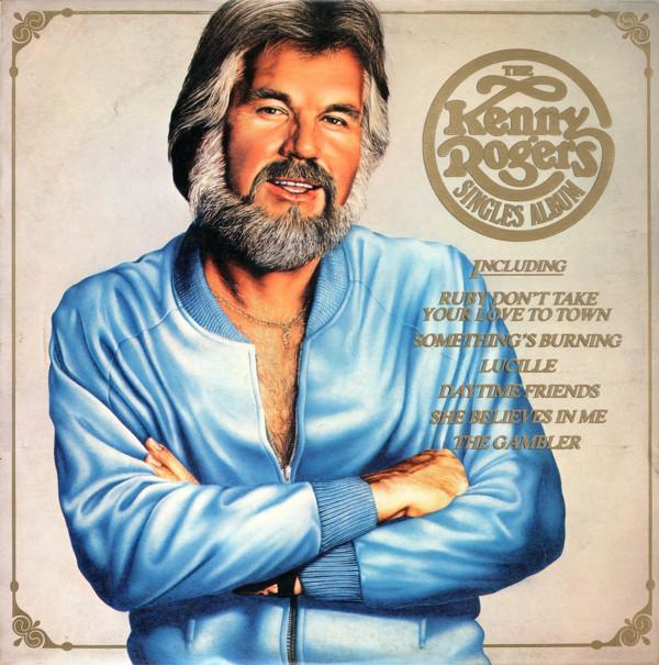 Rogers, Kenny Kenny Rogers Singles Album