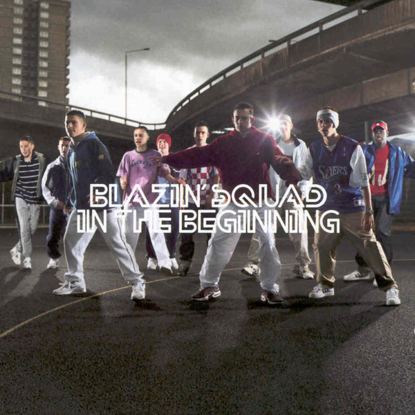 Blazin Squad In The Beginning CD