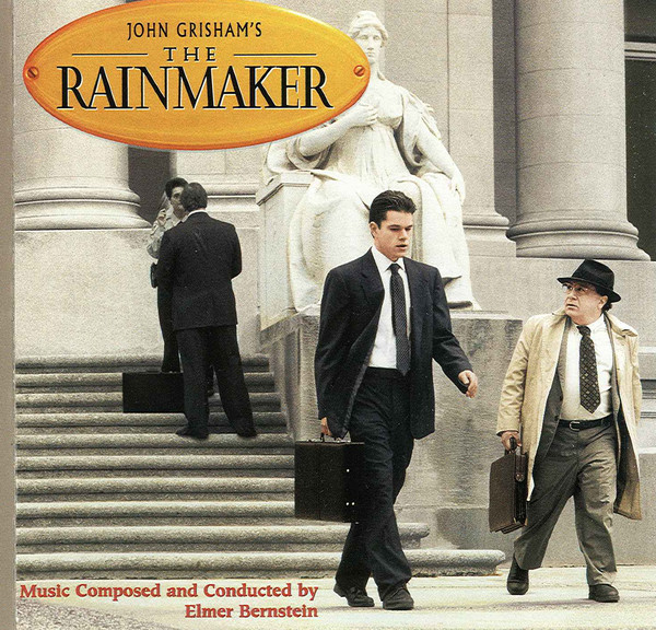 Elmer Bernstein The Rainmaker CD