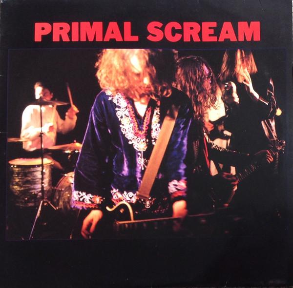 Primal Scream Primal Scream