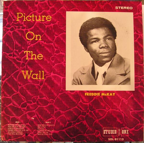 Freddie McKay Picture On The Wall Vinyl