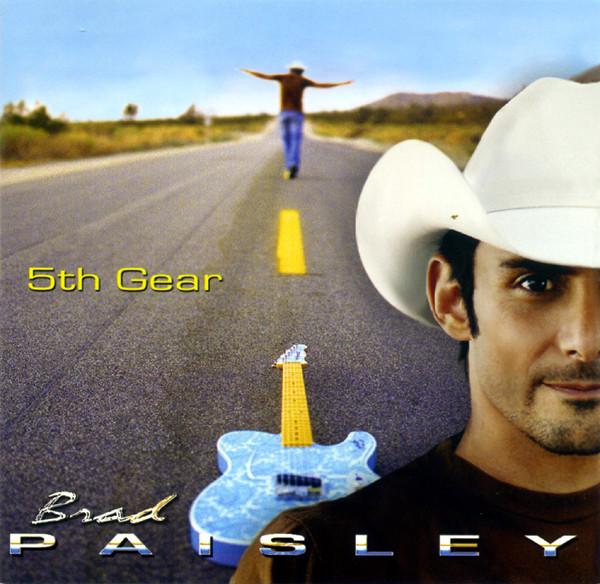 Paisley, Brad 5th Gear CD