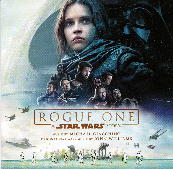 Michael Giacchino Rogue One (A Star Wars Story)