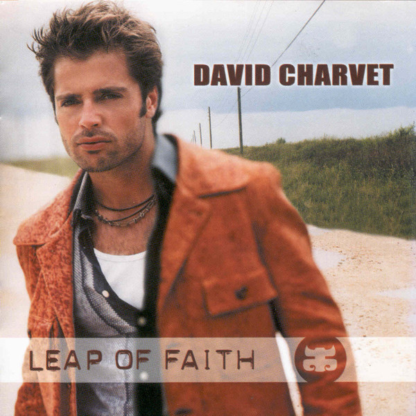 Charvet, David Leap Of Faith Vinyl