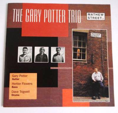 Potter, Gary Matthew Street