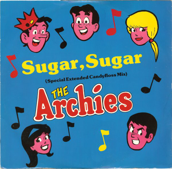 Archie (The) Sugar, Sugar (Special Extended Candyfloss Mix)
