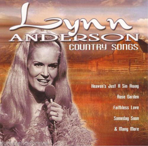 Anderson, Lynn Country Songs CD