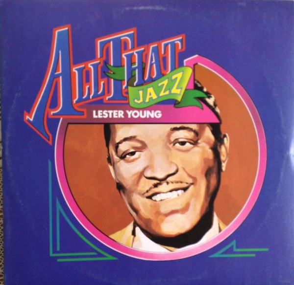 Young, Lester All That Jazz Vinyl