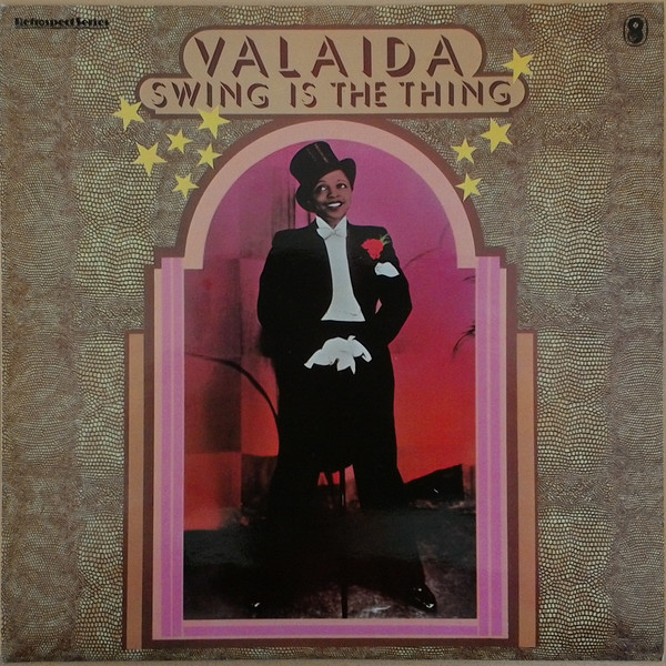 Valaida Swing Is The Thing Vinyl