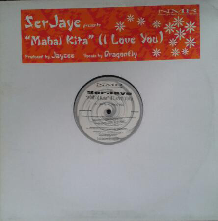 Serjaye Mahal Kita (I Love You) Vinyl