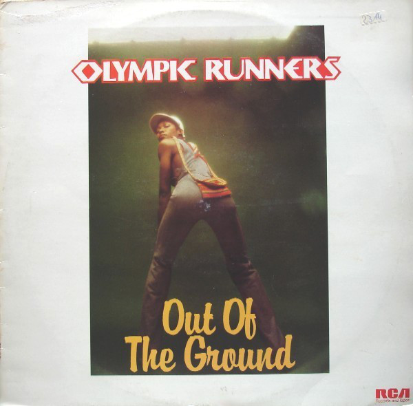 Olympic Runners Out Of The Ground