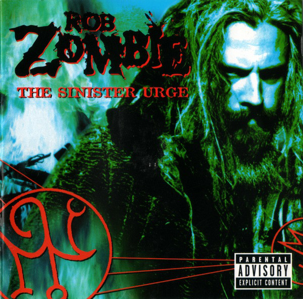 Zombie, Rob The Sinister Urge CD