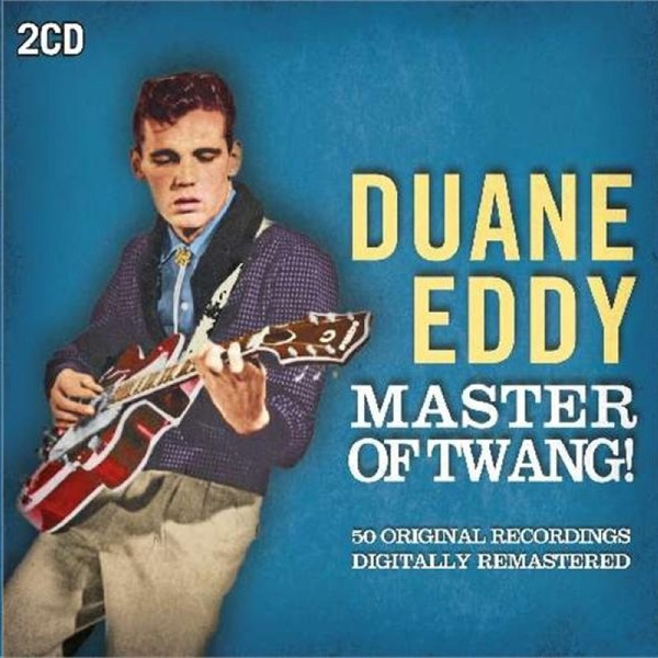 Eddy, Duane Master Of Twang CD