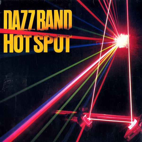 Dazz Band Hot Spot Vinyl