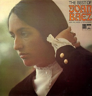 Baez, Joan Joan Baez The Best Of Vinyl