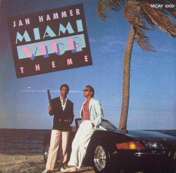 Hammer, Jan Miami Vice Theme Vinyl