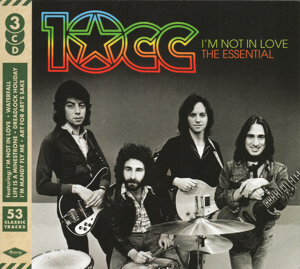 10cc I'm Not In Love: The Essential  CD