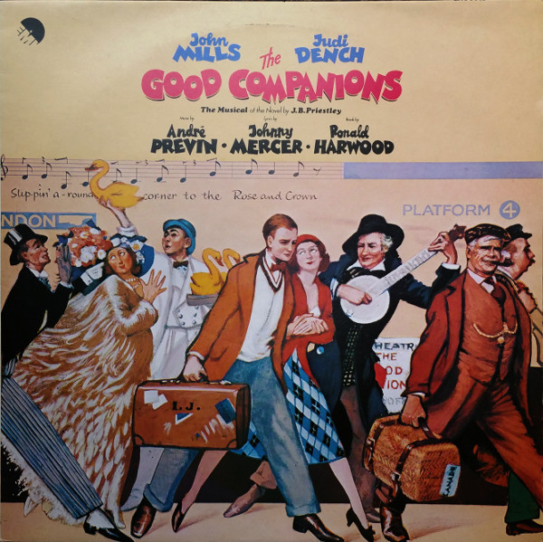 Previn, Andre The Good Companions Vinyl