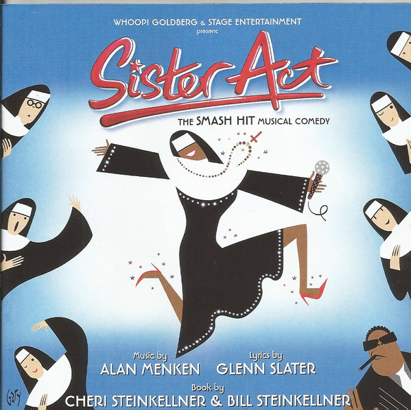 Alan Menken, Glenn Slater Sister Act - The Smash Hit Musical Comedy - Original London Cast Recording Vinyl