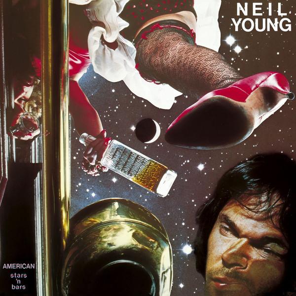 Young, Neil American Stars 'N Bars Vinyl