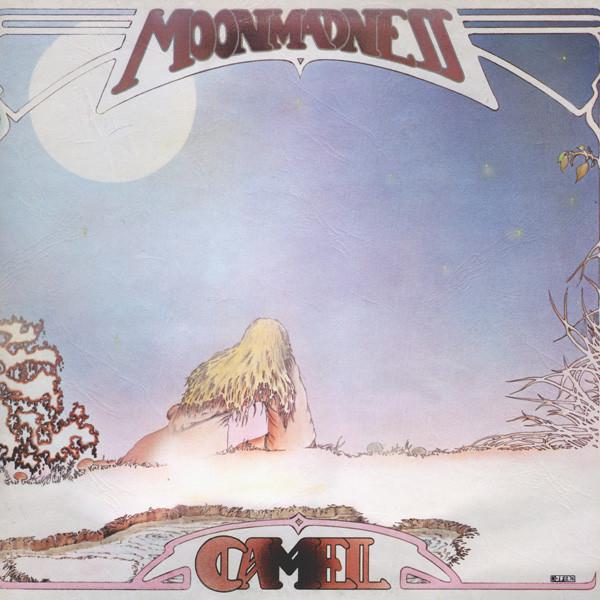 Camel Moonmadness Vinyl