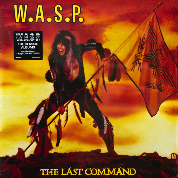 W.A.S.P. The Last Command