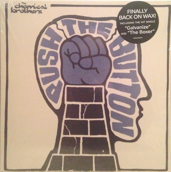 The Chemical Brothers Push The Button Vinyl