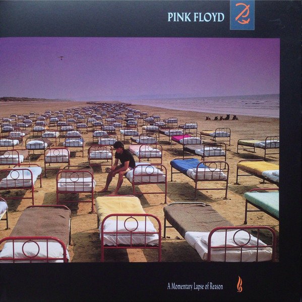 Pink Floyd A Momentary Lapse Of Reason Vinyl